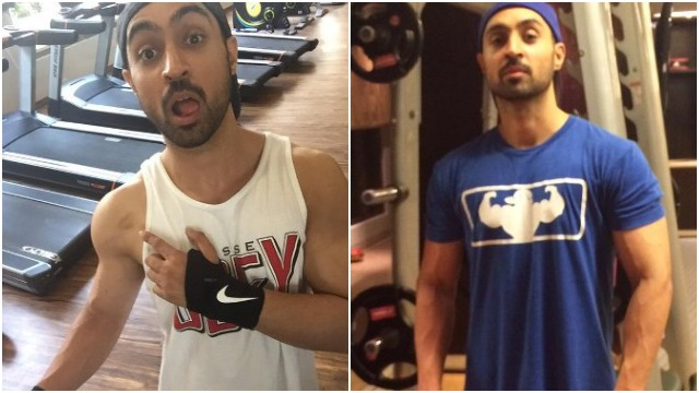 Diljit Dosanjh Workout Routine And Diet Plan Muscle World