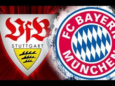 مشاهدة مباراة بايرن ميونخ وشتوتجارت بث مباشر اليوم