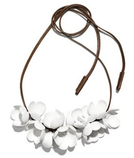 Flower Necklace, Marni for H & M