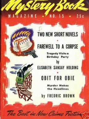 bare•bones e-zine: Fredric Brown on TV Part Ten-The Deep End