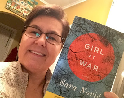 Girl at War by Sara Novic (WildmooBooks.com)