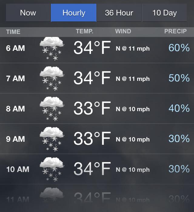 """Snow"" Days"