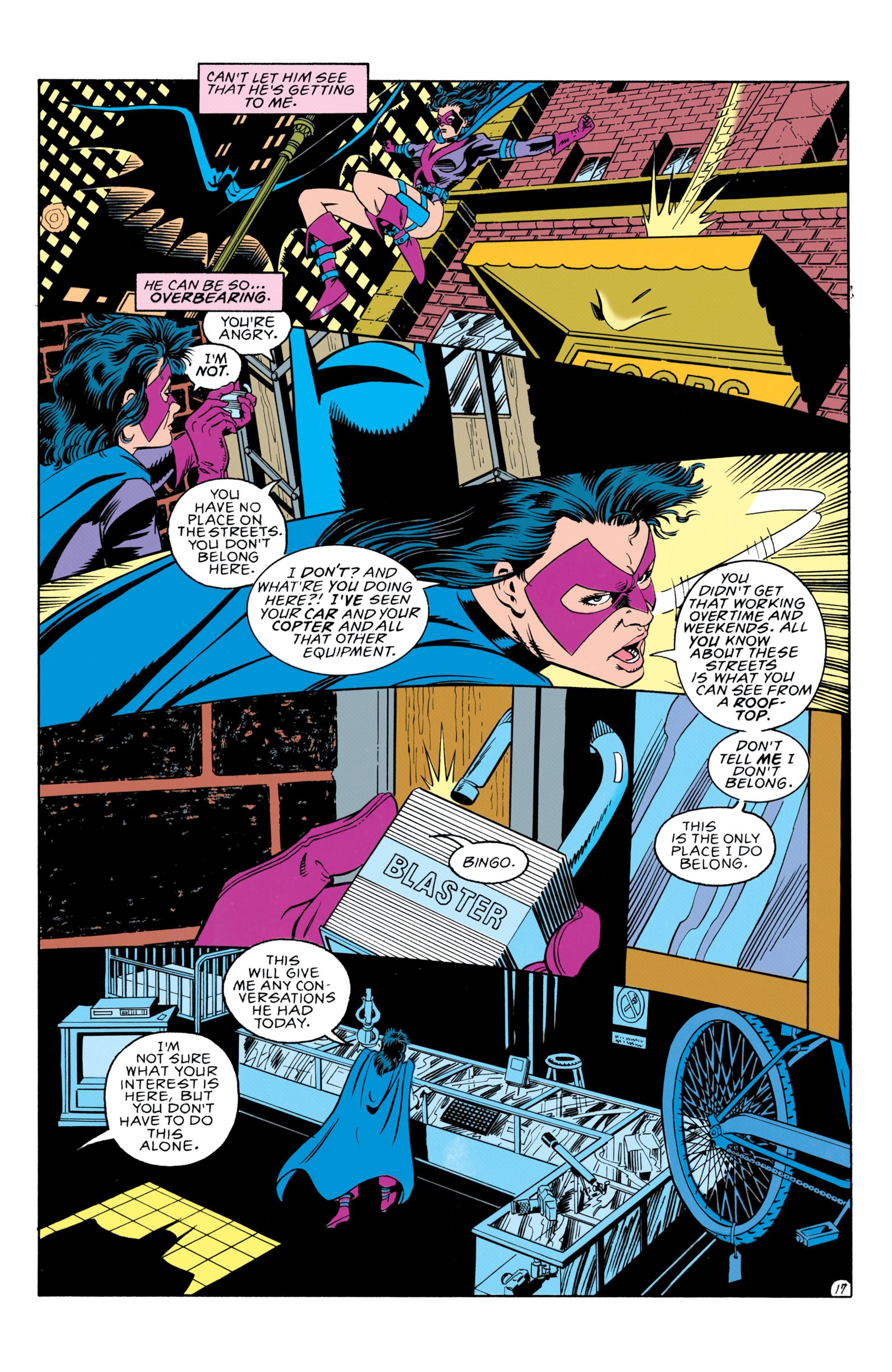 Detective Comics (1937) 652 Page 17