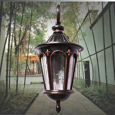 Chiêm ngưỡng những mẫu đèn trang trí sân vườn đang được ưa chuộng nhất hiện nay