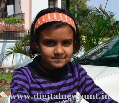 Akshitaa pakhi yadav the youngest blogger