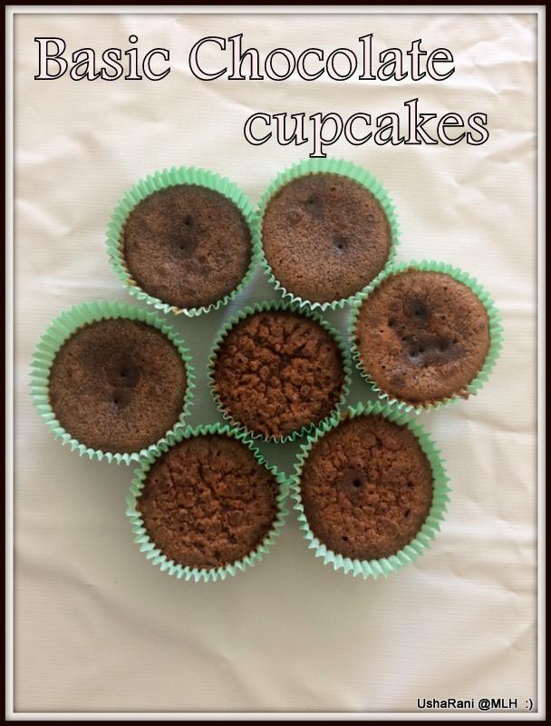 Basic Moist Chocolate Cake