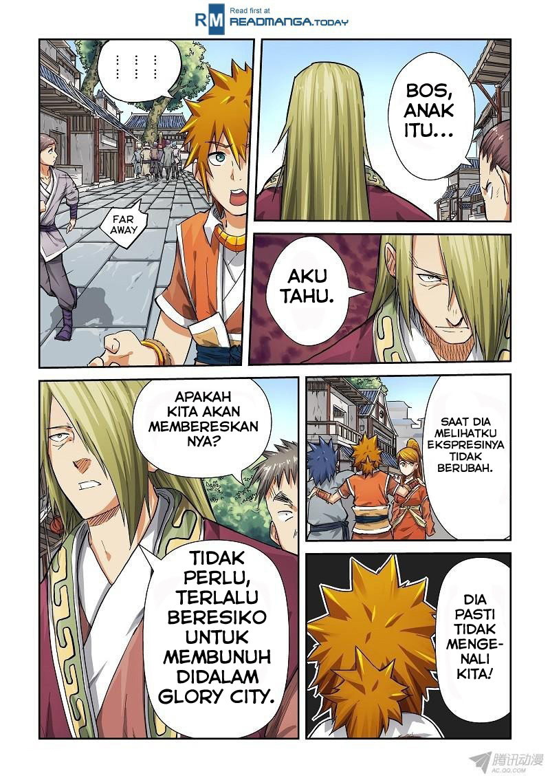 Tales of Demons and Gods Chapter 70