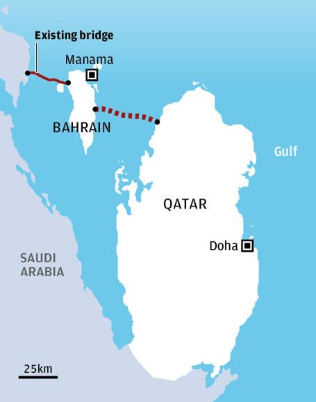 bridge qatar uae relationship