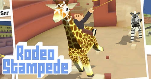 Rodeo Stampede Sky Zoo Safari Mod Apk 1 19 4 Unlimited