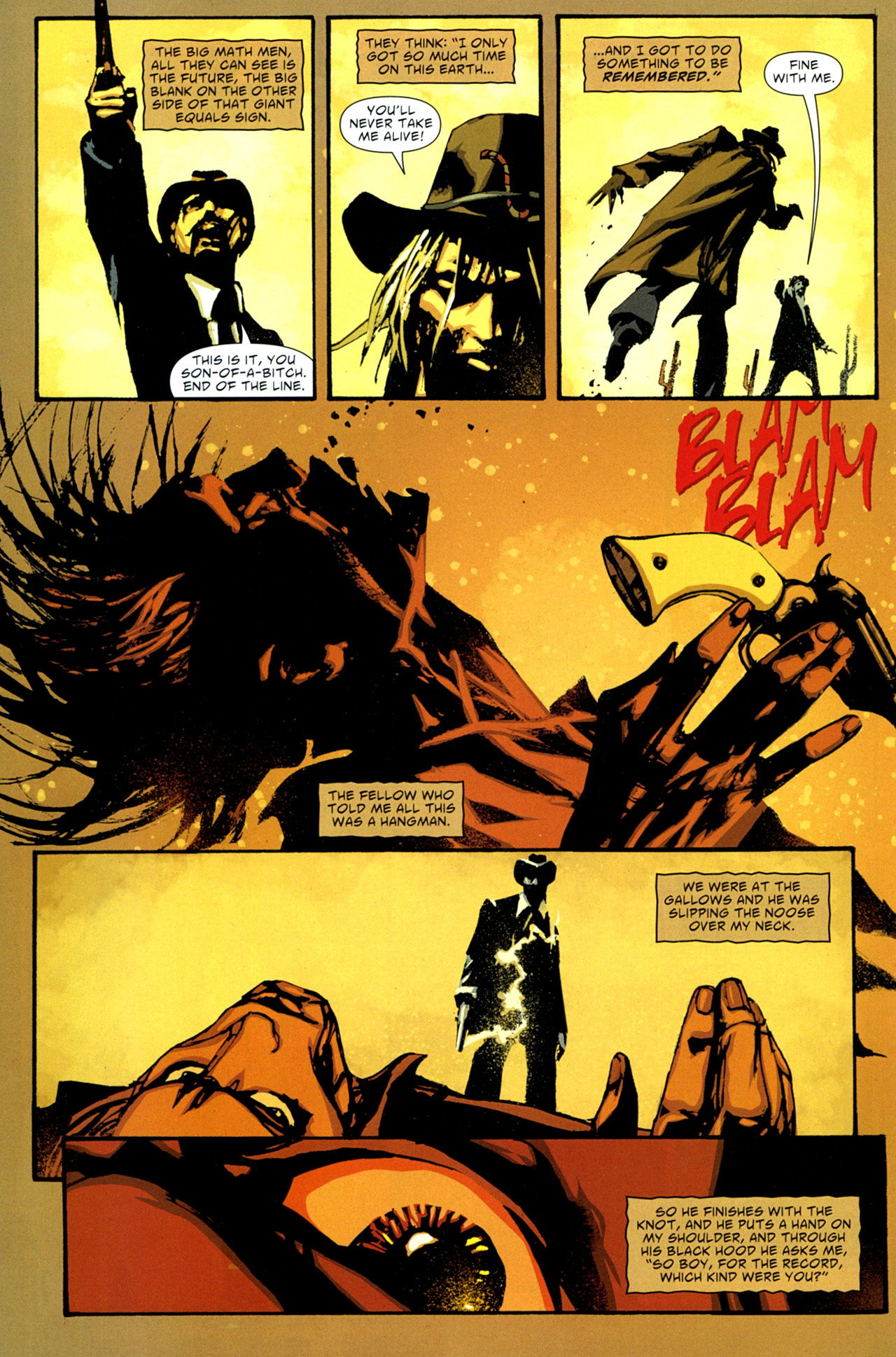 American Vampire issue 12 - Page 4