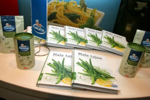 """Male tajne"" opet među nama! by Laka kuharica: new cookbook."