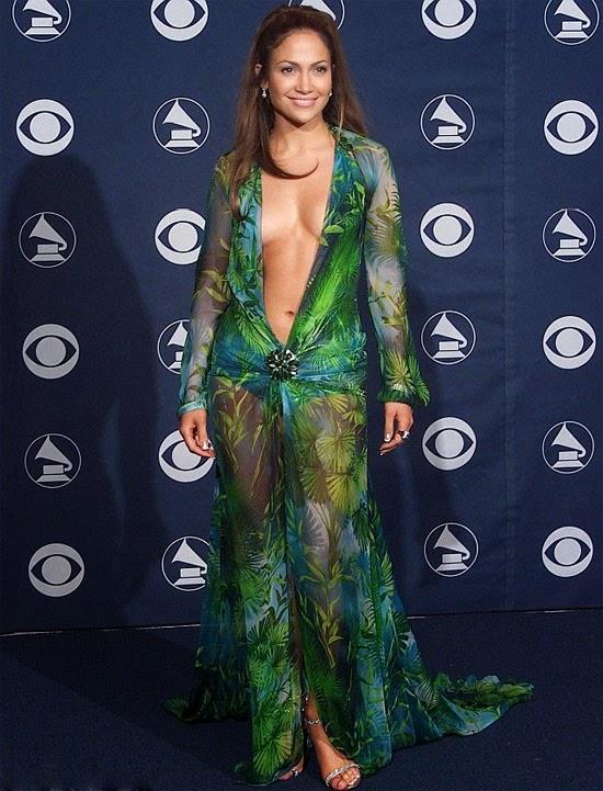 Vestido Jennifer Lopes que inspirou o Google Imagens