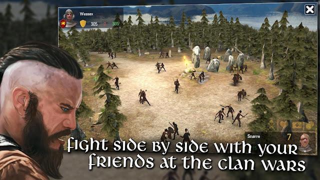 تنزيل لعبة Vikings at War للأندرويد