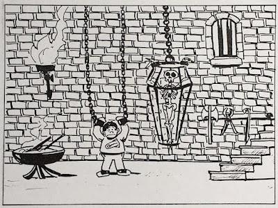 Bocetos Maniac Mansion