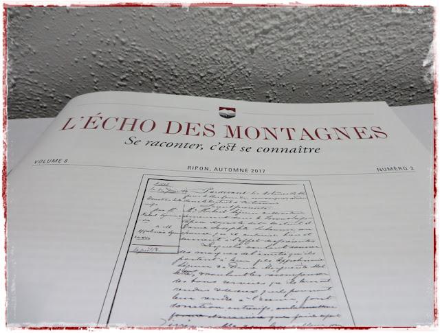 comité du patrimoine de Ripon, Deguire dit Larose