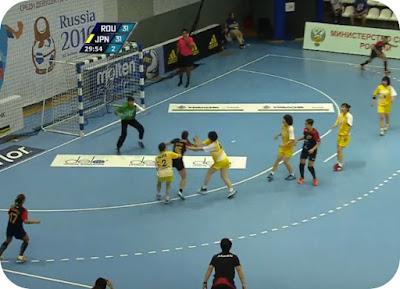 gol final Elena Dache