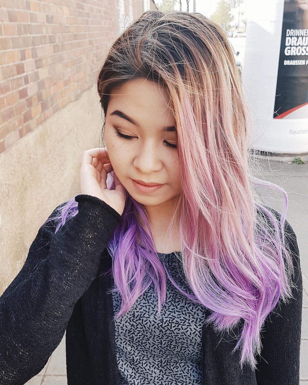 Unicornbarf Hair