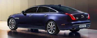 2016 Jaguar XJ Restyle Blue