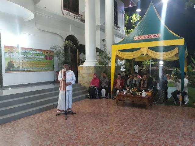 Safari Ramadhan Pertama, Bupati Tana Toraja Berbuka Puasa dengan Masyarakat