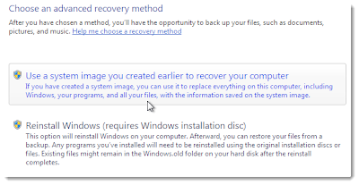 system recovery,windows system recovery