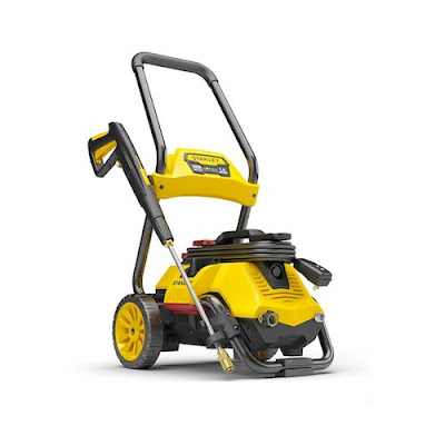 Electric Pressure Washer: Stanley SLP2050 2050 psi 2-in-1