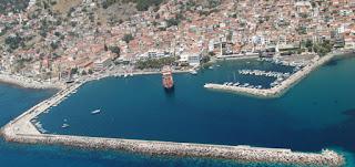 Έντονο ενδιαφέρον απο ξένους για το λιμάνι της Αλεξανδρούπολης.