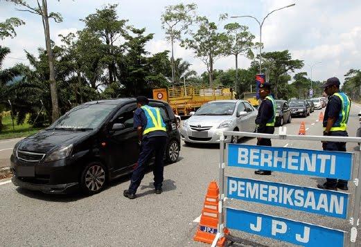 1.2 Juta Rakyat Malaysia Tiada Lesen Memandu - JPJ