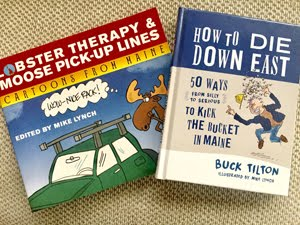 Mike Lynch Cartoon Books for Sale