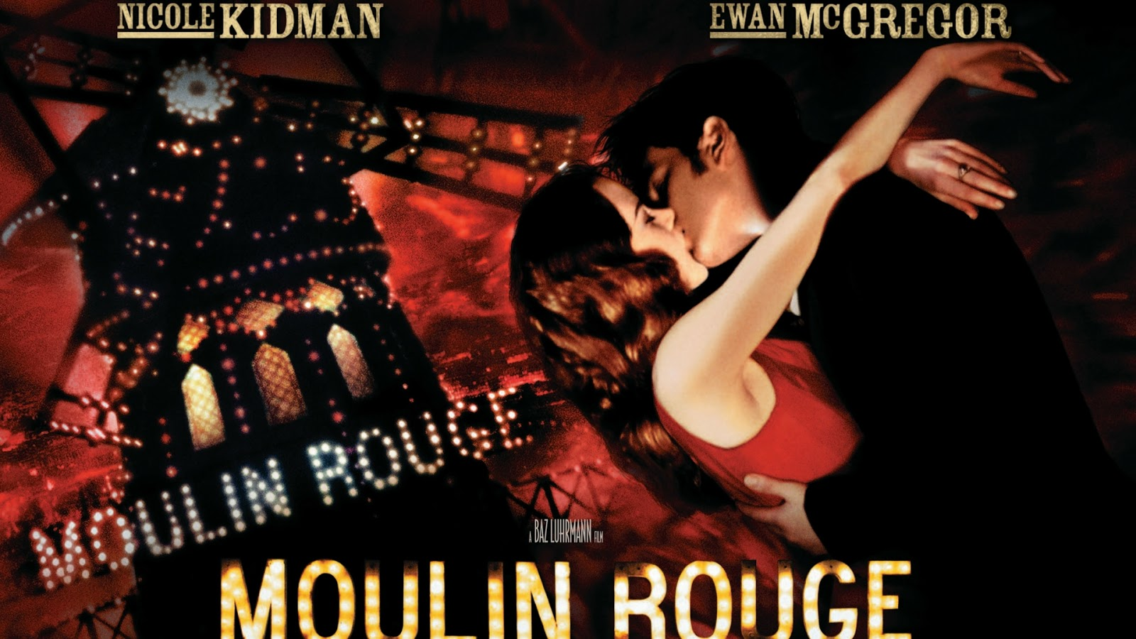 moulin rouge, favourite, panasonice, 4k hd, ewan mcgregor,