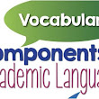 Academic Vocabularies & Grammar
