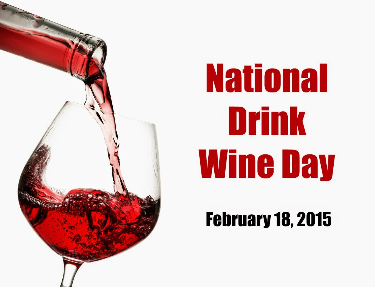 Seven Springs Winery Celebrate National Drink Wine Day