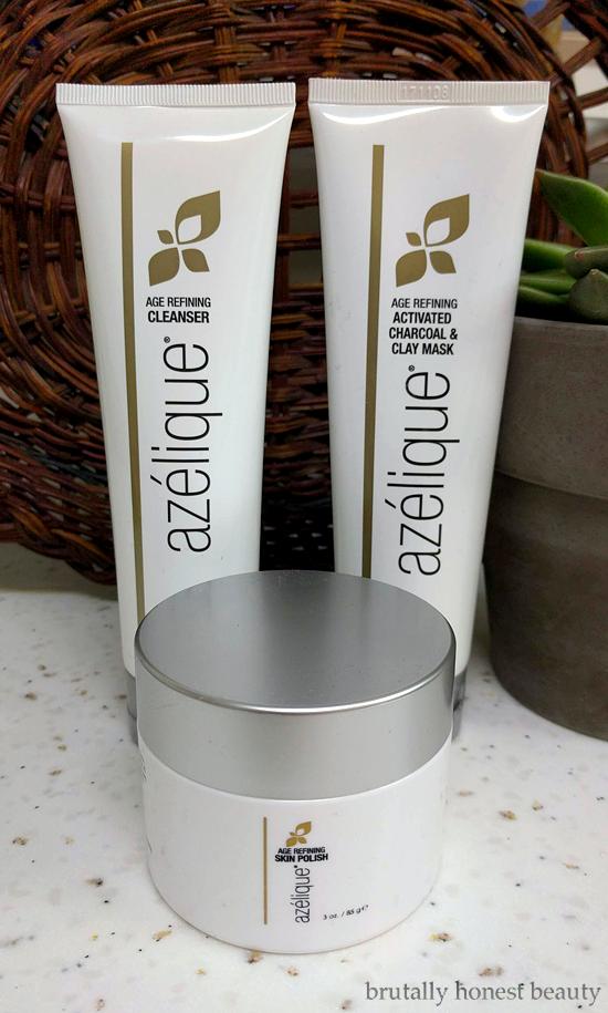 Review of Azelique Azelaic Acid Skincare from iHerb