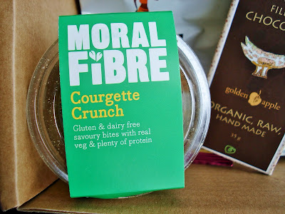 Moral Fibre Courgette Crunch