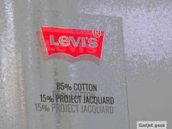 project Jacquard with Levis