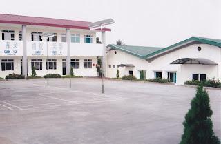 Asrama dan Fasilitas Olahraga di Balai Latihan Kerja Bagi Calon TKW