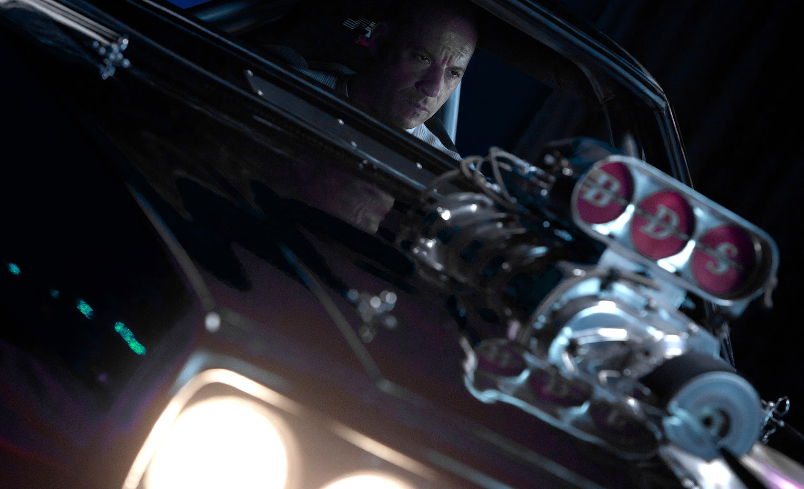 Dominic Toretto în mega producţia Furious 7