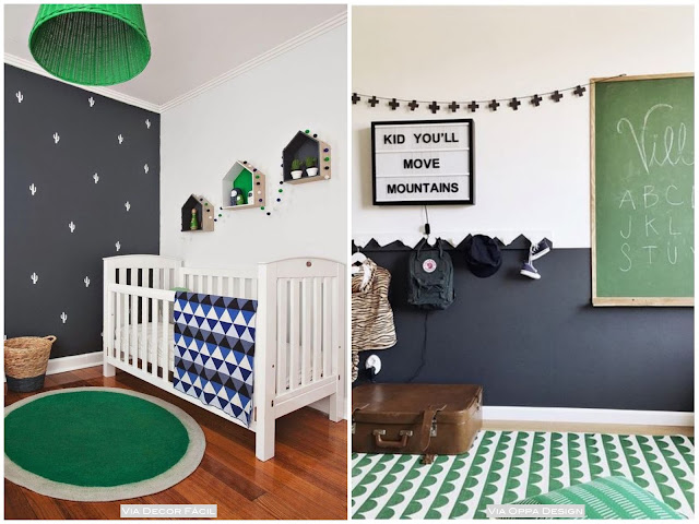 decoração quarto bebê masculino