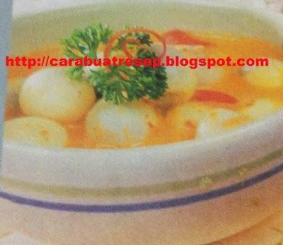 Foto Telur Masak Super Pedas