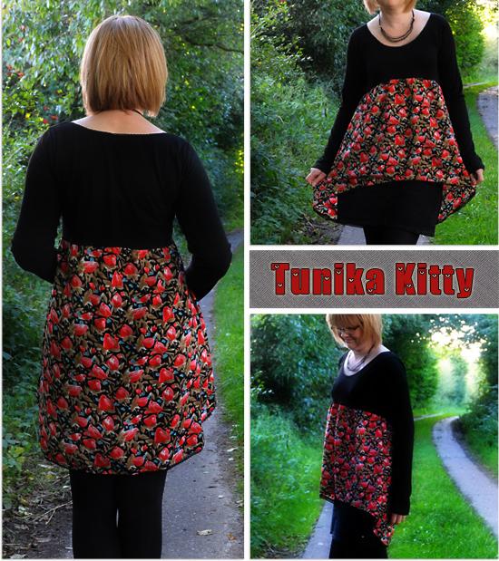 Tunika Kitty by Allerlieblichst
