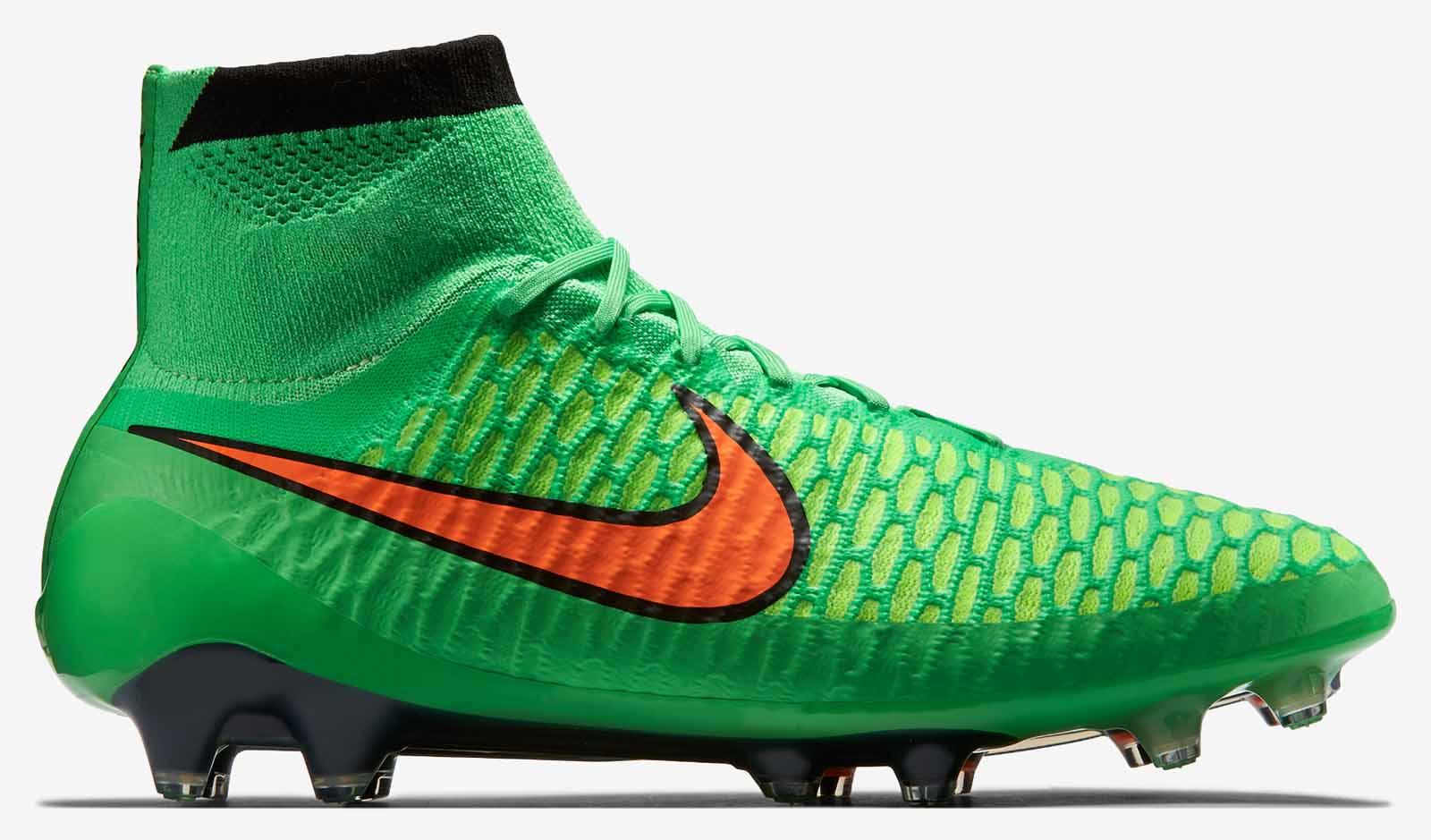 Nike Magista Soccer Cleats Green And Orange - Musée des ... 7135cab6beaf0