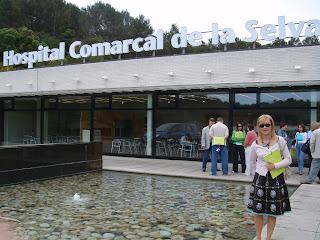 Hospital Comarcal De La Selva, Blanes, Юлия Вахрушева, 2006
