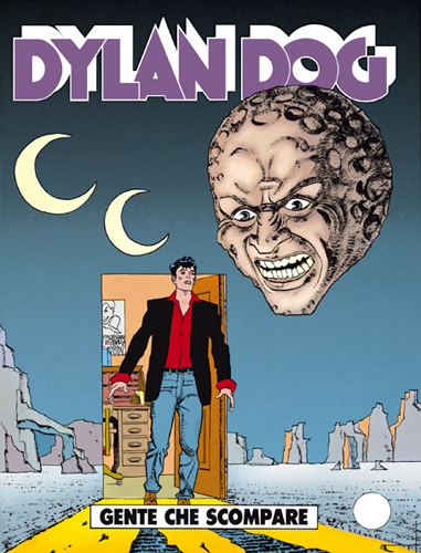 Dylan Dog (1986) 59 Page 1
