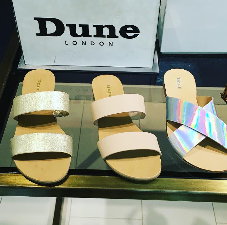 Dune London Sandals Ninah Jarin Di