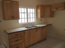 townhouse in st joseph kitchen