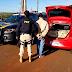 Rondoniense é preso no Mato Grosso do Sul com carro lotado de maconha