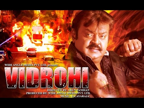 Vidrohi (2015) Hindi Dubbed Full Movie