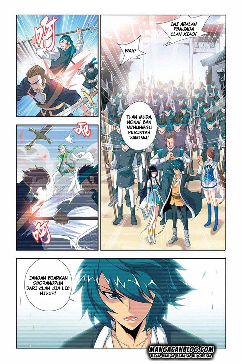 Battle Through Heaven Chapter 16-15