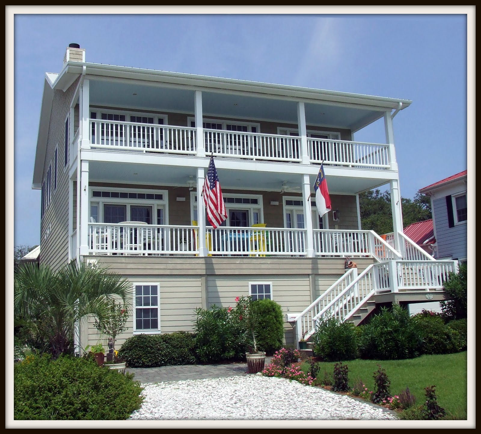 Southport Apartments: Conversations From Our Porch- Real Estate In Southport NC