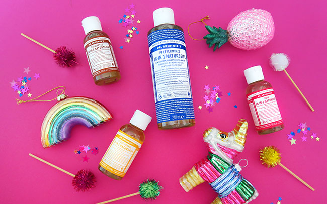 Dr. Bronner's, beauty, review