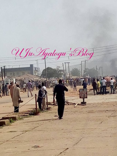 Mayhem in Abuja as Gbagis, Hausas engage in bloody cash [PHOTOS]